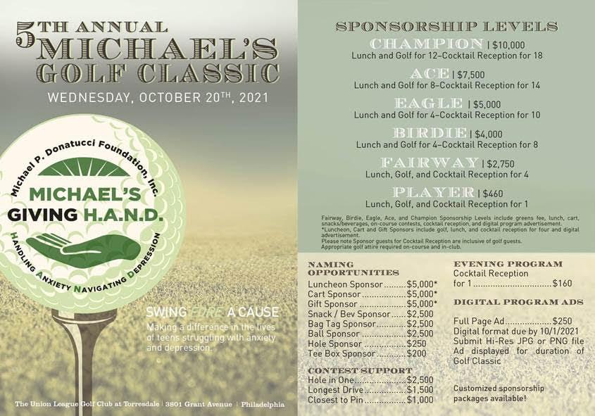 2021 Annual Golf Classic2